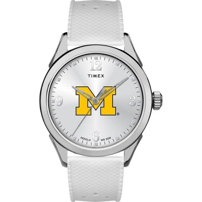 NCAA Michigan Wolverines Tribute Collection Athena Women's Watch