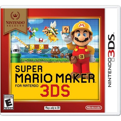 Nintendo 3DS Games, Video : Target
