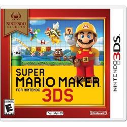 Nintendo Selects: Super Mario Maker - Nintendo 3DS