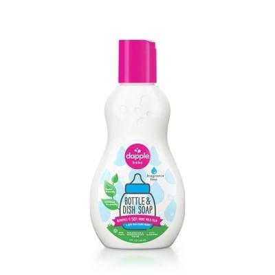 Dapple Hand Wash Dish Soaps - Fragrance Free - 3 fl oz