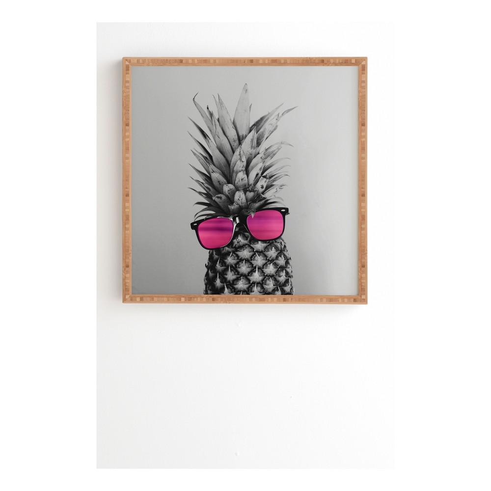Chelsea Victoria Mrs Pineapple Framed Wall Art 30