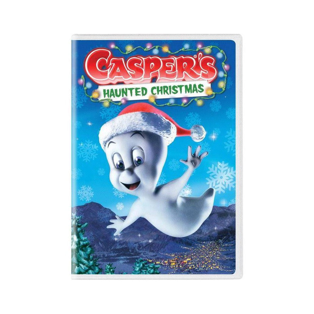 Casper's Haunted Christmas (DVD)