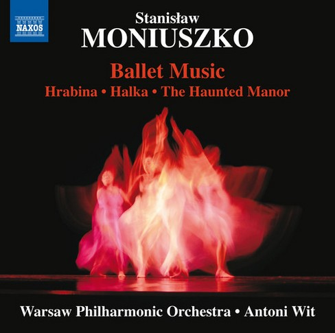 Warsaw Philharmonic - Moniuszko:Ballet Music (CD) - image 1 of 1