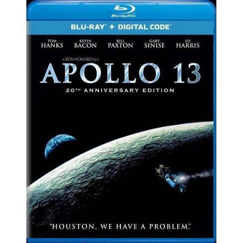 Apollo 13 (20th Anniversary Edition) (Blu-ray + Digital) - image 1 of 1