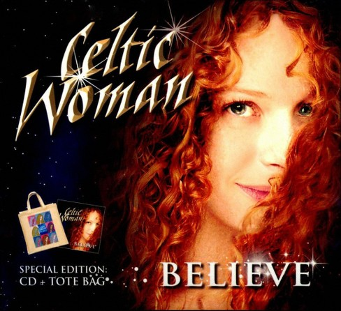 Celtic woman - Believe (CD) - image 1 of 1