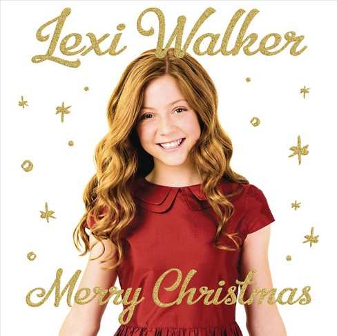 Lexi walker - Merry christmas (CD) - image 1 of 1