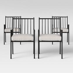 Fernhill Patio Dining Chair White - Threshold™