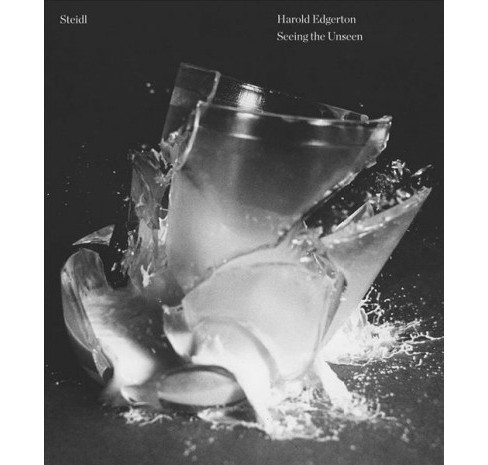 Harold Edgerton : Seeing the Unseen -  by Ron  Kurtz (Hardcover) - image 1 of 1
