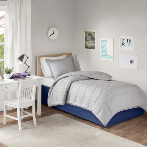 "Extended Drop 36"" Dorm Bed Skirt - image 1 of 5"