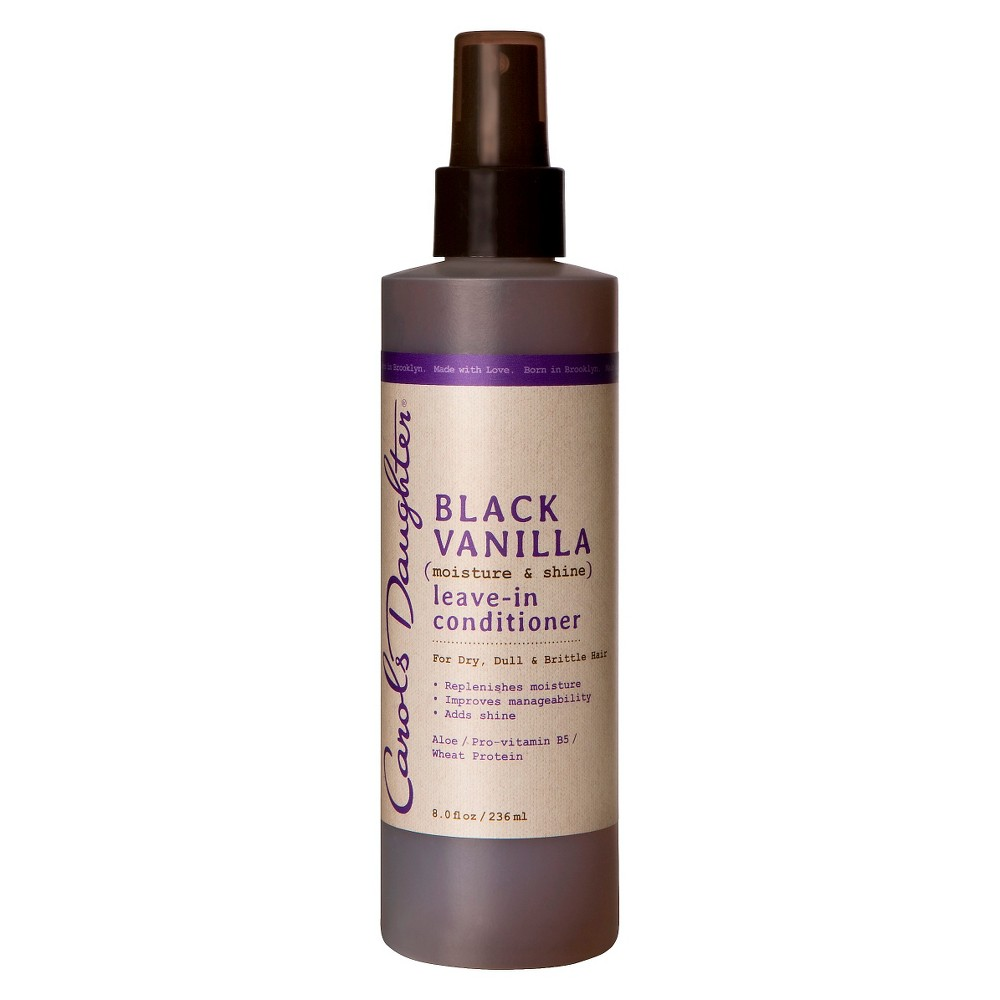 Image of Carol's Daughter Black Vanilla Moisture and Shine Leave-In Conditioner - 8.0 fl oz