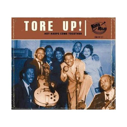 Various - Tore Up! Hot Harps Come Together (CD) - image 1 of 1
