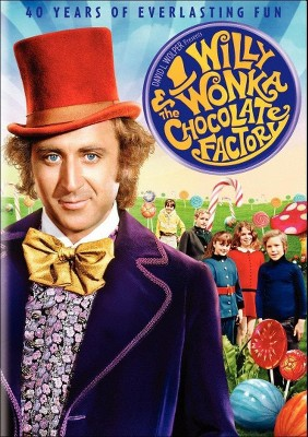 Willy Wonka & The Chocolate Factory 40th Anniversary (DVD)