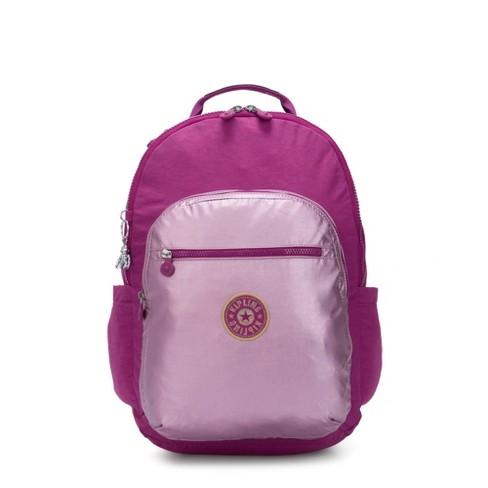 "Kipling Seoul Extra Large 17"" Metallic Laptop Backpack - image 1 of 4"