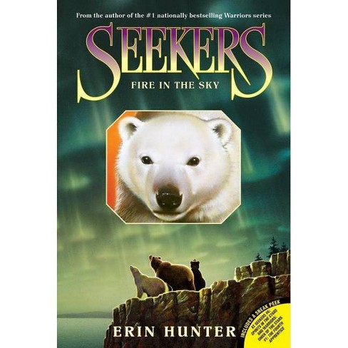 Fire in the Sky - (Seekers) by  Erin Hunter (Paperback) - image 1 of 1