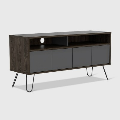 Aster Media Console Table Brown - RST Brands