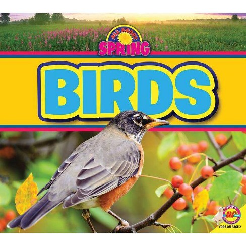 Birds - (All about Spring) by  Ruth Daly (Paperback) - image 1 of 1