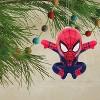 Hallmark Marvel Spider-Man Christmas Tree Ornament - image 4 of 4