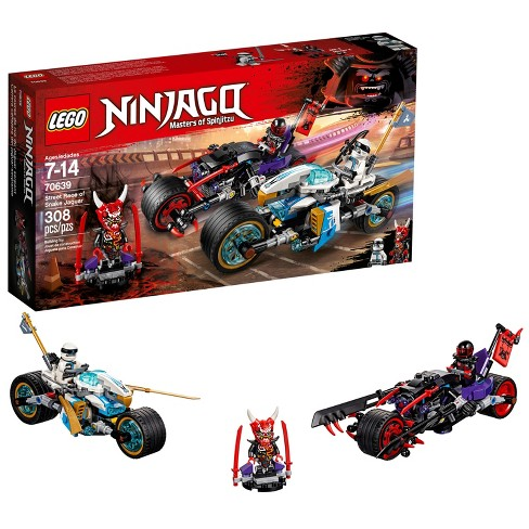 LEGO Ninjago Street Race of Snake Jaguar 70639 - image 1 of 6