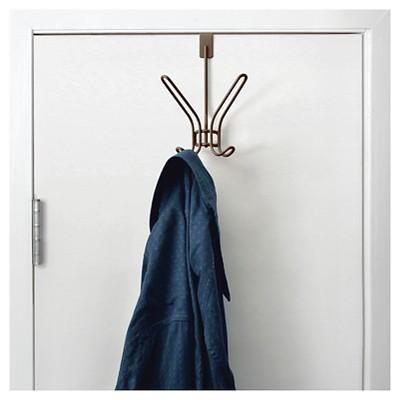 Butterfly Over-the-Door Hook Bronze - Totally Bath