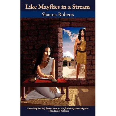 Like Mayflies in a Stream - (Archaeology) by  Shauna Roberts (Paperback)