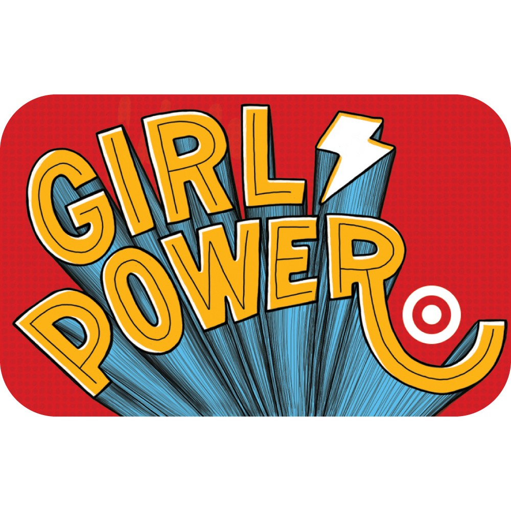 Girl Power GiftCard $300, Target Giftcards