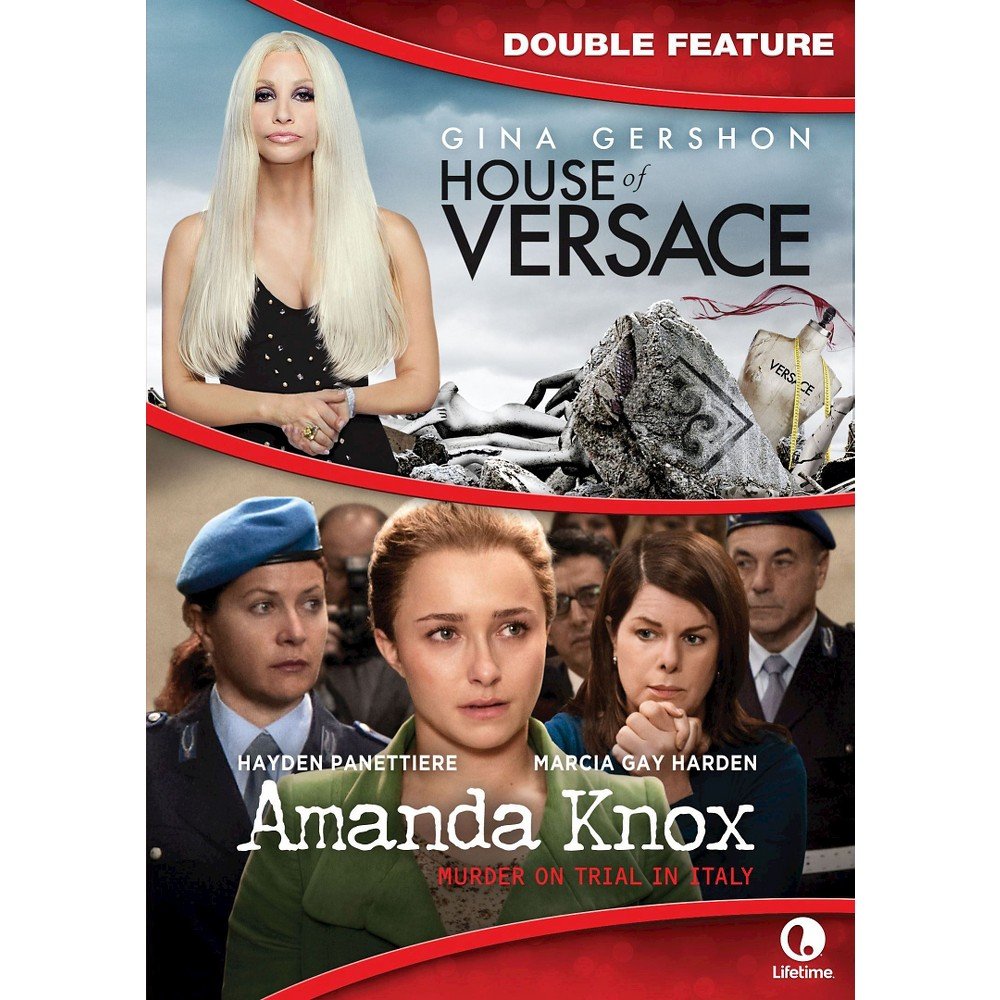 House Of Versace Amanda Knox Murder On Trial In Italy Dvd