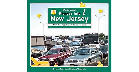Uncle John's Plunges into New Jersey (Illustrated) (Hardcover) - image 1 of 1