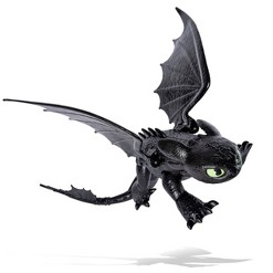 DreamWorks Dragons Toothless Dragon Figure with Moving Parts