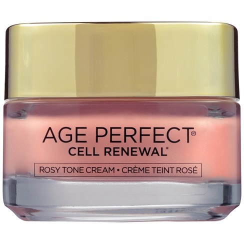 L'Oreal® Paris Age Perfect Cell Renew Rosy Radiance Cream 1.7oz - image 1 of 5