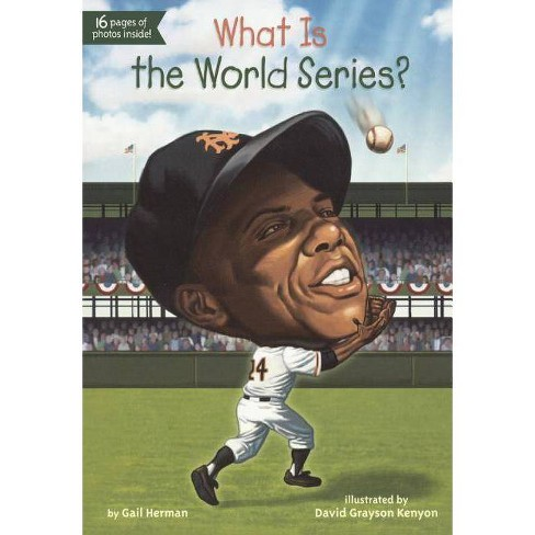 What Is the World Series? - (What Was...?) by  Gail Herman (Hardcover) - image 1 of 1
