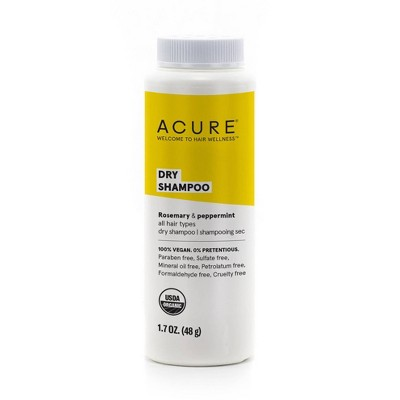 Acure All Hair Types Dry Shampoo - 1.7 fl oz