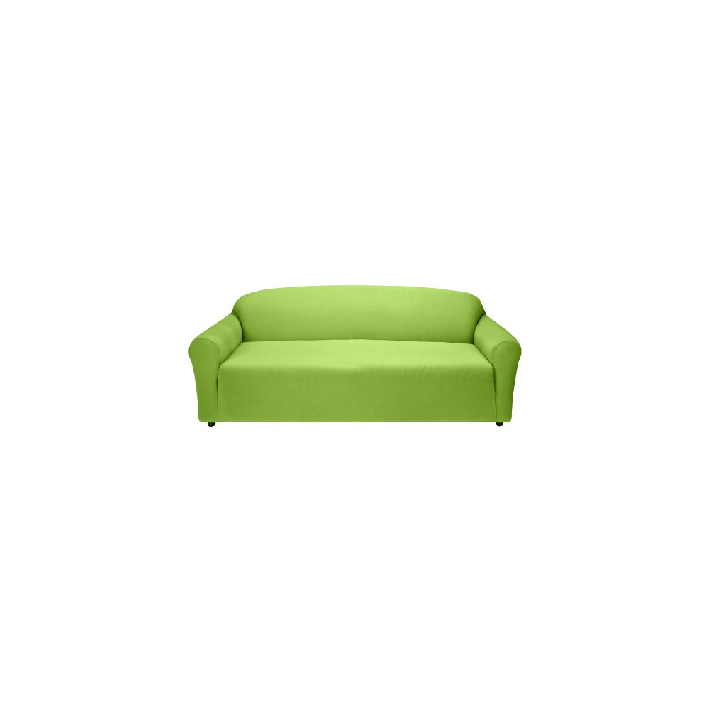 Jersey Sofa Slipcover Lime - Madison Industries Discounts