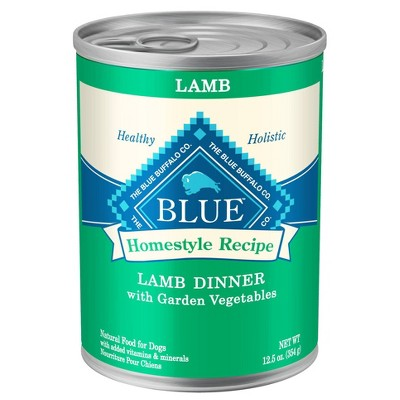 Dog Food: Blue Buffalo Homestyle Recipe