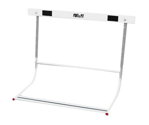 Silver  PortaPit® HS Steel Hurdle - image 1 of 1
