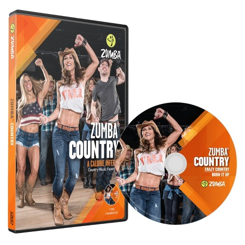 Zumba Country (DVD) - image 1 of 1