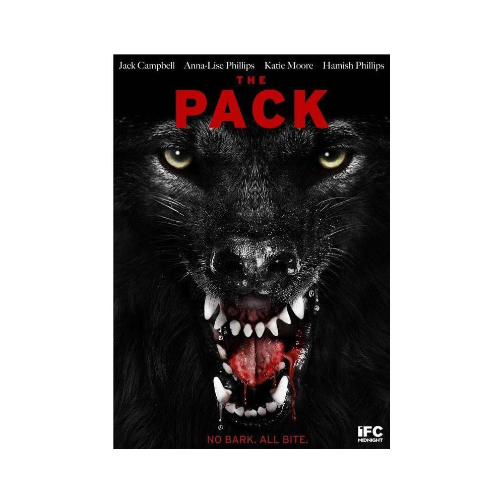 The Pack Dvd 2016