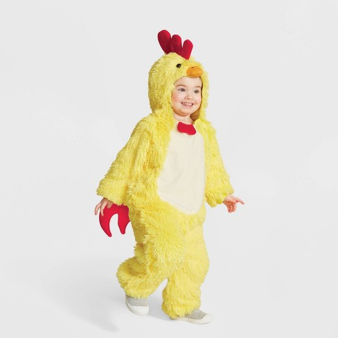 Toddler Plush Chicken Halloween Costume - Hyde & EEK! Boutique™ - image 1 of 1