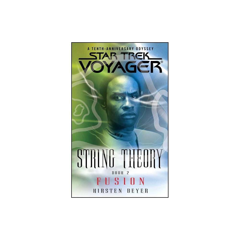 Star Trek Star Trek Voyager By Kirsten Beyer Paperback