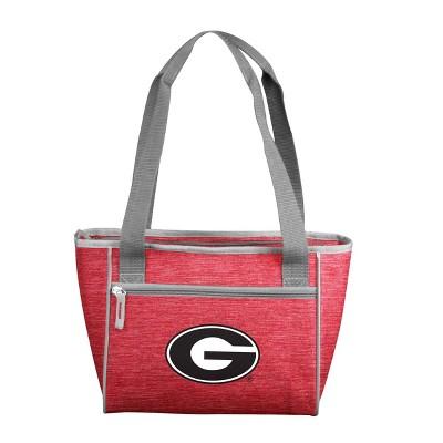 NCAA Georgia Bulldogs Logo Brands 16 Can Cooler Tote