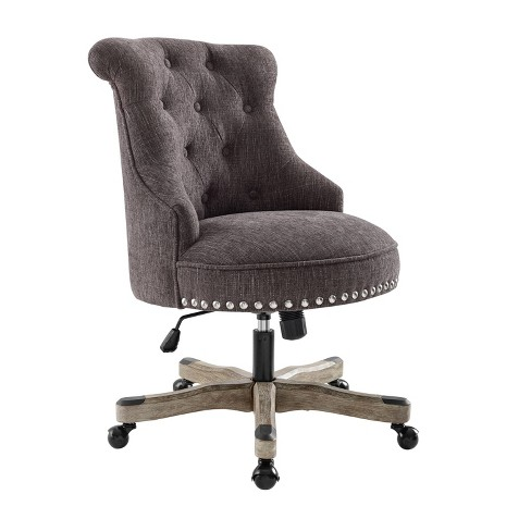Sinclair Office Chair - Linon - image 1 of 4
