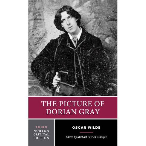 The Picture of Dorian Gray - (Norton Critical Editions) 3 Edition by  Oscar Wilde (Paperback) - image 1 of 1