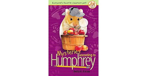 Mysteries According to Humphrey (Reprint) (Paperback) (Betty G. Birney) - image 1 of 1