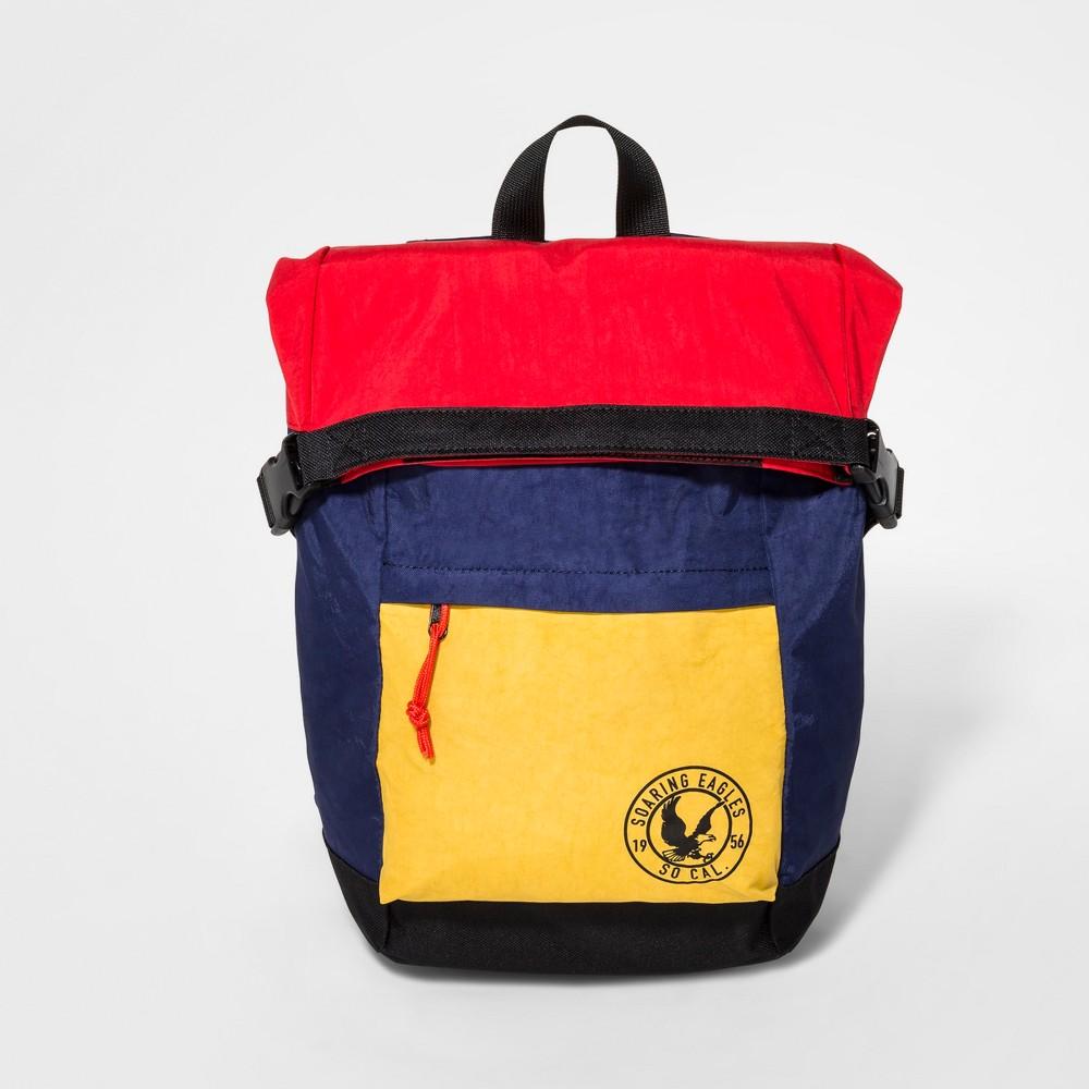Boys' Foldover Backpack - art class Blue