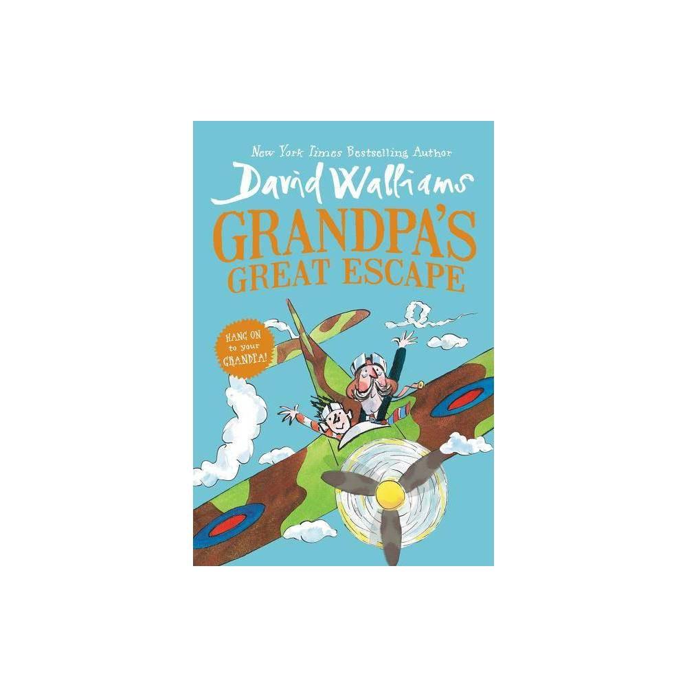 Grandpa S Great Escape By David Walliams Paperback