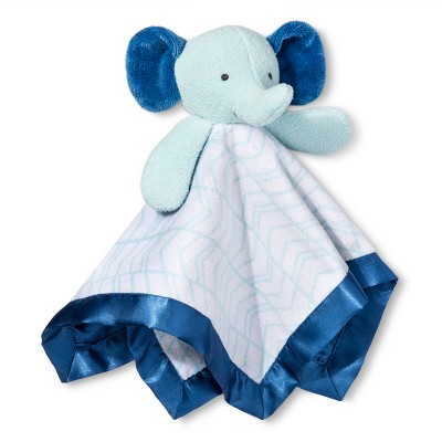 Small Security Blanket Elephant - Cloud Island™ Blue