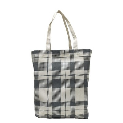 Reusable Canvas Tote - Blue