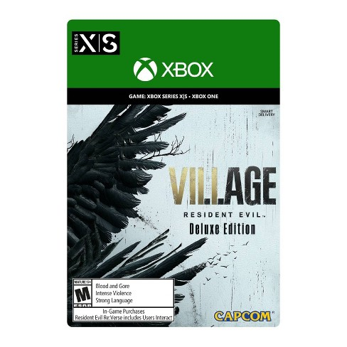 Resident Evil Village: Deluxe Edition - Xbox Series X S/Xbox One (Digital) - image 1 of 4