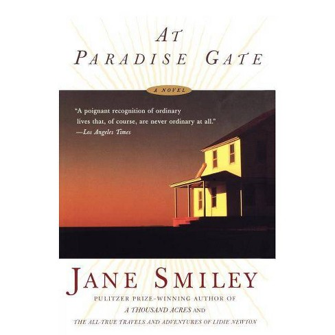 At Paradise Gate - by  Jane Smiley (Paperback) - image 1 of 1