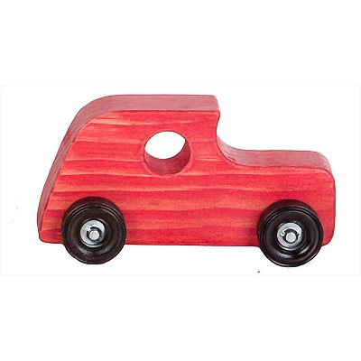 Remley Kids Wooden Classic Toy Cars