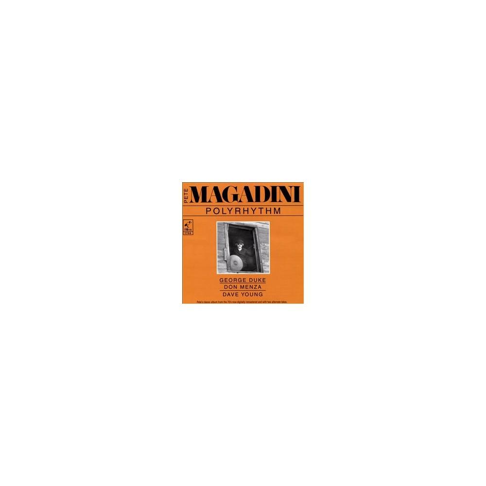 Pete Magadini - Polyrhythm (CD)